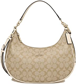 Amazon.com  Coach - Hobo Bags   Handbags   Wallets  Clothing 4c83d9e63b4a6