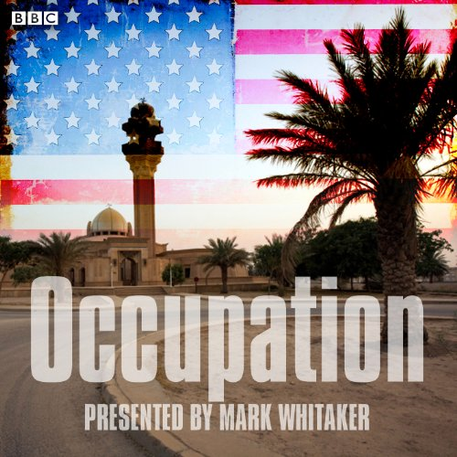 Occupation audiobook cover art