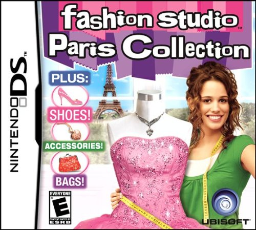 Fashion Studio Paris - Nintendo DS