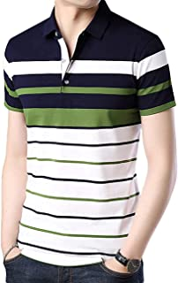 Try This Men's Slim Fit Polo T-Shirt