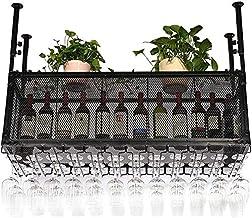 Teapots Drijvende planken Wijnrekken Wandhouder Opknoping Wijnglas Houder Muur Plank Opslag Rack Bar Decoratie Display Pla...