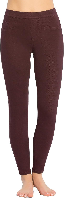 SPANX Jeanish Ankle Leggings  Plus Size, Brandywine, 2X