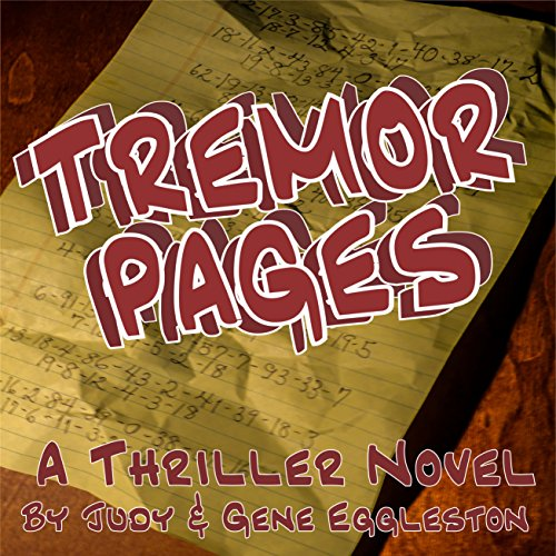 Tremor Pages audiobook cover art