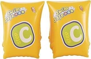 Best Way 32033 Baby Swim Float Armbands, Yellow