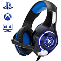 Beexcellent Gaming Headphones with Crystal Stereo Bass Surround Sound