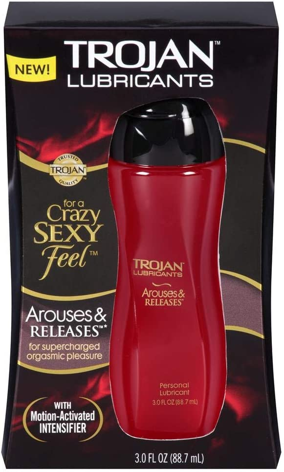 excellence Trojan Lubricants Arouses Releases Personal 3oz At the price Lubricant P -
