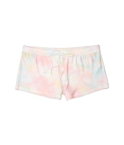 P.J. Salvage Rainbow Lounge Shorts (Multi) Women