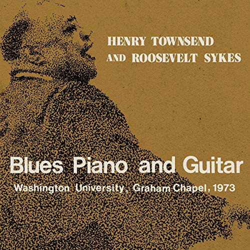 Henry & Rooseve Townsend - Blues Piano And Guitar