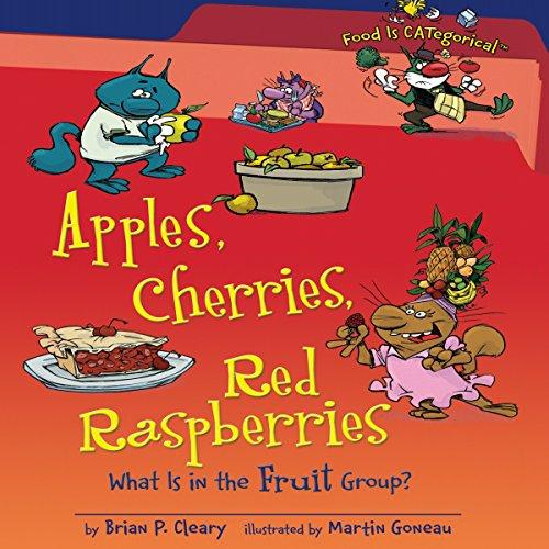 Apples, Cherries, Red Raspberries [Revised Edition] copertina