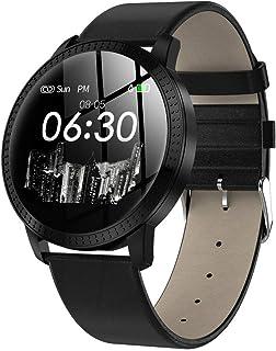 Reloj Inteligente Mujer, Reloj Inteligente con Bluetooth, Pulsera de Actividad, Podómetro y Función fisiológica Femenina, IP67 Impermeable Reloj Deportivo, Compatible