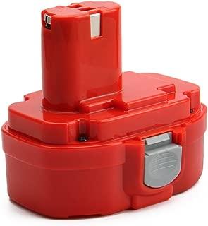 Lotive 18V 3.0Ah Ni-MH Battery Compatible with Makita 1822 1823 1834 1833 11835 PA18 192827-3 192826-5 193159-1 192829-9 193102-0 193140-2 194105-7