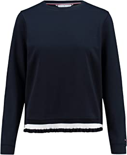 Tommy Hilfiger Talita C-NK Sweatshirt Ls Sweat-Shirt Femme