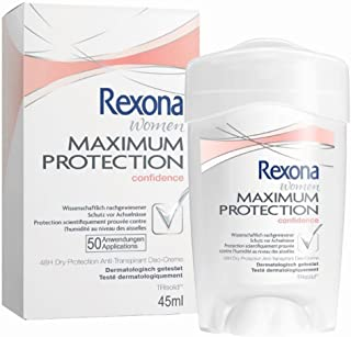 Rexona Women's Maximum Protection -Clinical- deodorant : CONFIDENCE