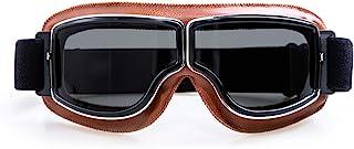 evomosa Motocross-Lederbrille für Damen und Herren
