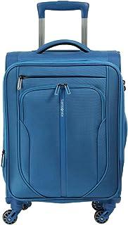 سامسونايت حقيبة نايلون للرجال-ازرق - حقائب طويلة تمر بالجسم