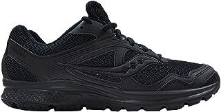 Saucony Women's Cohesion 10 Running Shoe, Black/Black 10 M US