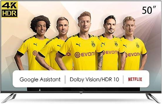 CHiQ Televisor Smart TV LED 50