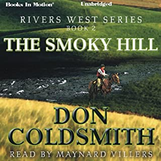The Smoky Hill audiobook cover art