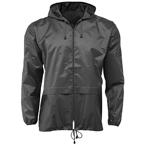 look for coupon code new products Packable Rain Jacket: Amazon.co.uk