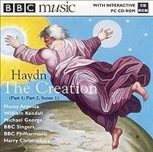 Haydn; The Creation; Part 1 & Part 2, Scene 1. by Nancy Argenta