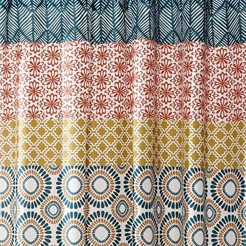 Colorful curtains for living room _image2