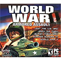COSMI World War II: Armored Assault ( Windows ) (輸入版)