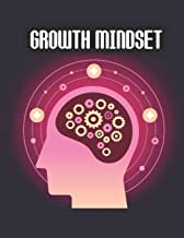 Growth Mindset: Notebook: 8.5 X 11inch College Ruled Line Paper with 30 Inspirational Growth Mindset Quotes