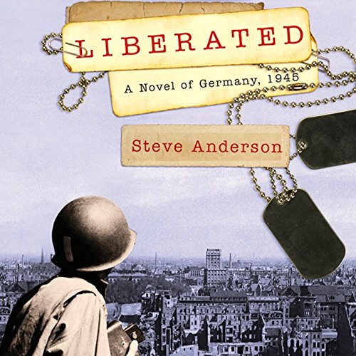 Couverture de Liberated