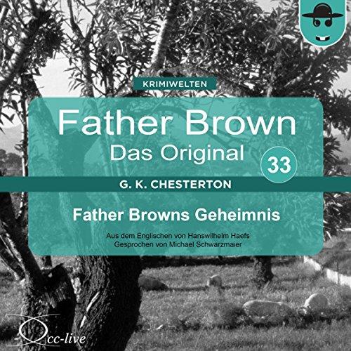 Father Browns Geheimnis Titelbild
