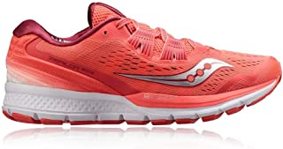 Saucony Zealot ISO 3 Coral Plata Mujer S10369-3