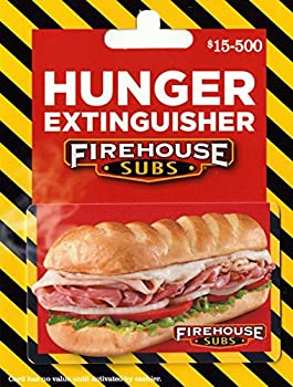 $50 Firehouse Subs Gift Card