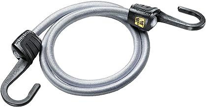 Master Lock 3035EURDAT rubberen spantouw met haak [100 cm lange spankabel] [stalen haak] - ideaal voor het transporteren, ...