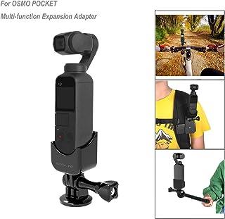 Tineer Portable Multifunción Expansión 1/4 Pulgada Kit Adaptador Estabilizador de Tornillo Soporte para dji Osmo Pocket Handheld PTZ Accesorio para Cámara