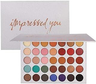 Beauty Glazed 35 Colors Eyeshadow Palette Eye Shadow Powder