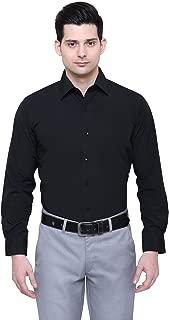 PROLIAN Men's Poly Cotton Casual Shirt for Men Full Sleeves