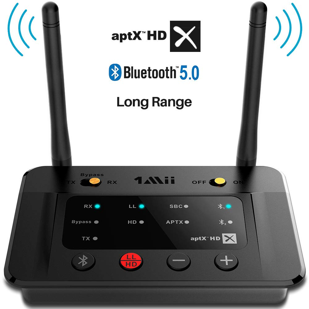 Bluetooth Transmitter Receiver Adapter Latency