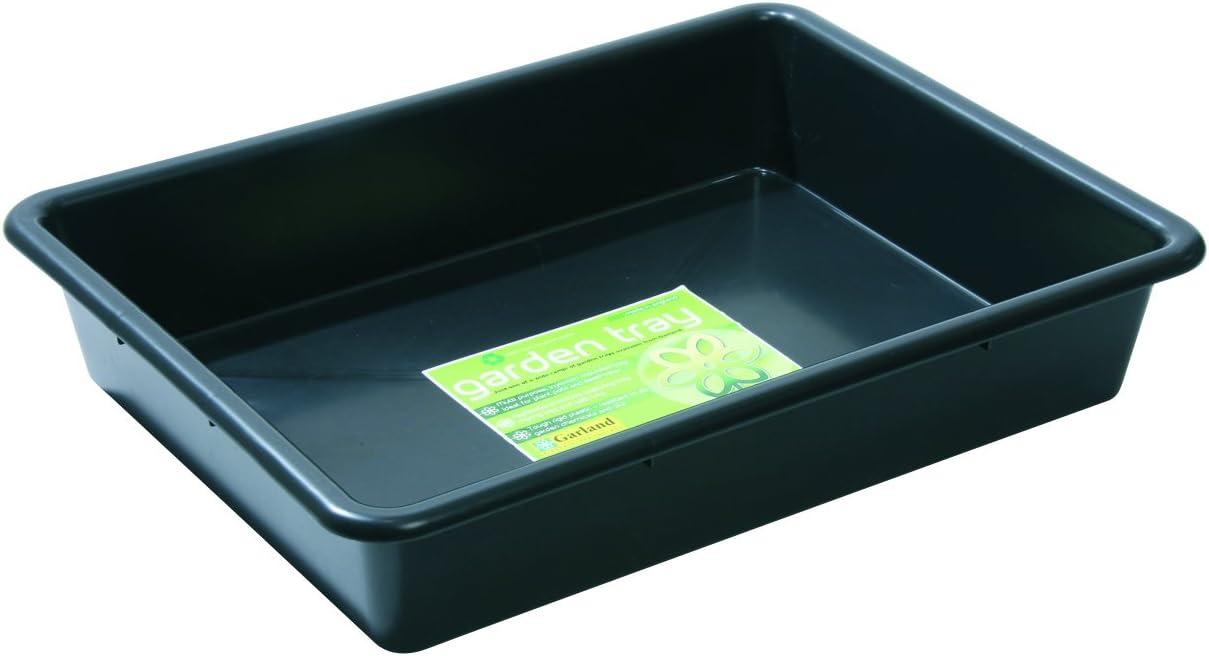 Tierra Garden GP100B Chief Tray Black Tan Max 80% OFF Quality inspection
