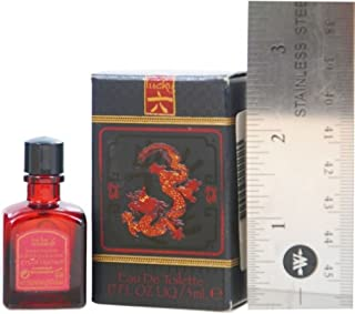 LUCKY #6 Men Mini Perfume Eau de Toilette .17oz