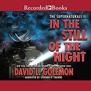 In the Still of the Night cover art