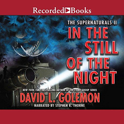 In the Still of the Night audiobook cover art