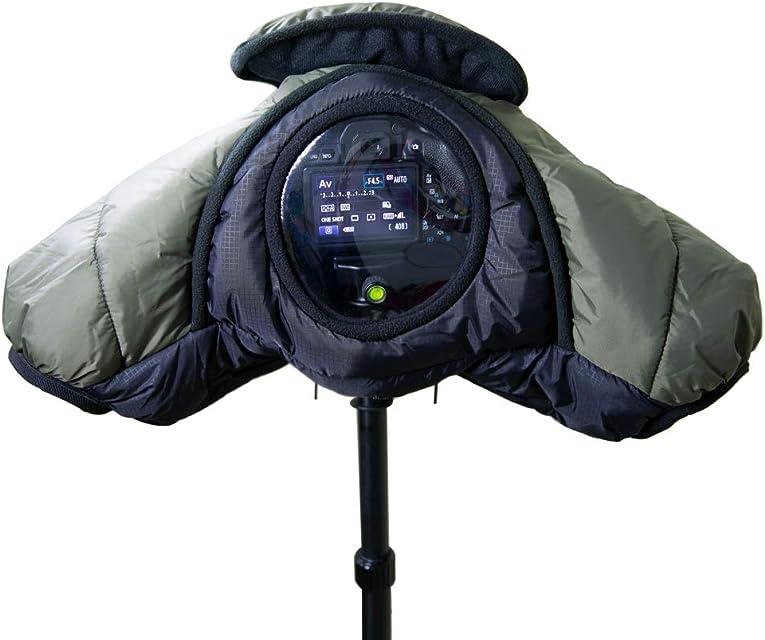CamRebel - Protector Impermeable para cámaras DSLR para fotografía al Aire Libre (RC-WM)