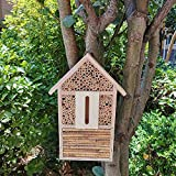 <span class='highlight'>Your</span>'s <span class='highlight'>Bath</span> Insect Hotel Natural Wood Bee House Wooden Bug Hotel Shelter Garden Nest Box for all Creatures Great and Small Bees Beetles Ants Ladybirds and all Sorts of Insects