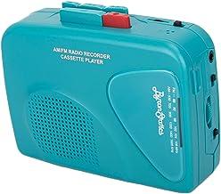 Byron Statics Portable Cassette Players Recorders FM AM Radio Walkman Tape Player Built..