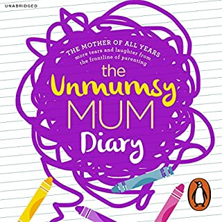 The Unmumsy Mum Diary cover art