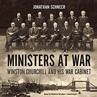 Ministers at War cover art