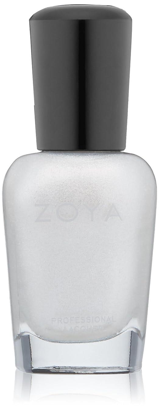 スパイラルハドル溶接ZOYA ネイルカラーZP485(GINESSA) 15ml