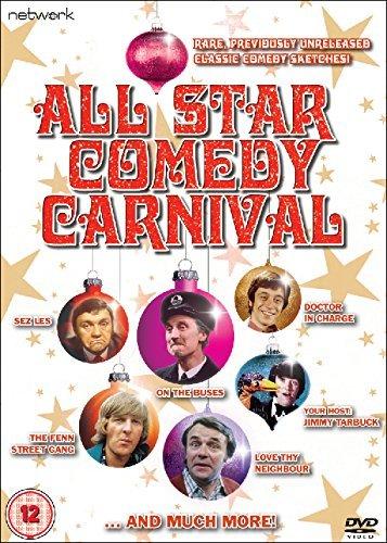 All-Star Comedy...