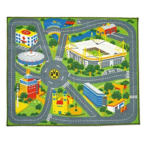 Borussia Dortmund BVB-Spielteppich one Size