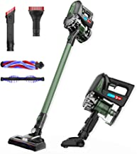 Proscenic P8 MAX Stick Vacuum Cleaner, 20000Pa Handheld Cordless Vacuum Cleaner with Wall Mount and HEPA Filtration, Batte...