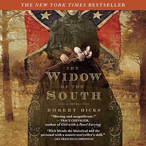 The Widow of the South cover art